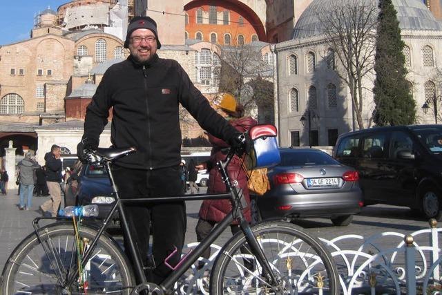 Mit dem Fahrrad von Offenburg nach Istanbul