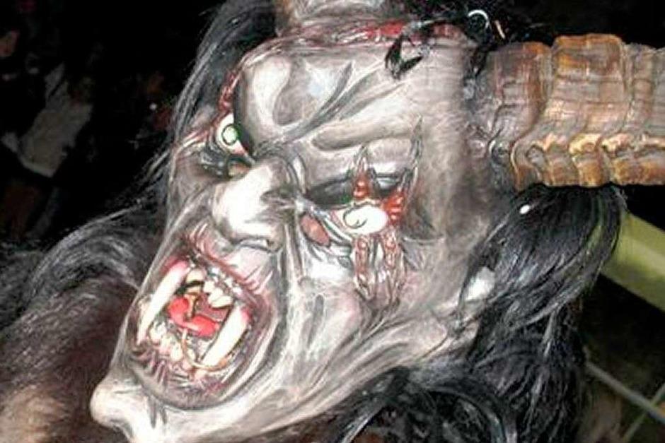Hexen, Geister und Dämonen trieben in beiden Laufenburg ihr Unwesen.