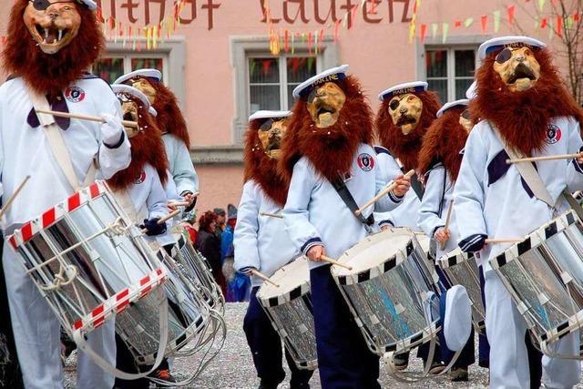 Fotos: Umzug in Laufenburg