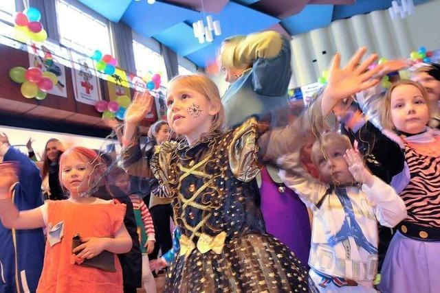Fotos: Kinderfasnet im Paulussaal