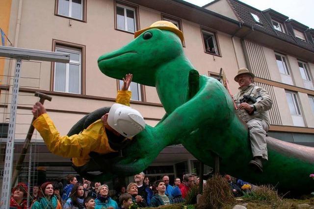 Fotos: Fasnachtsumzug Schopfheim