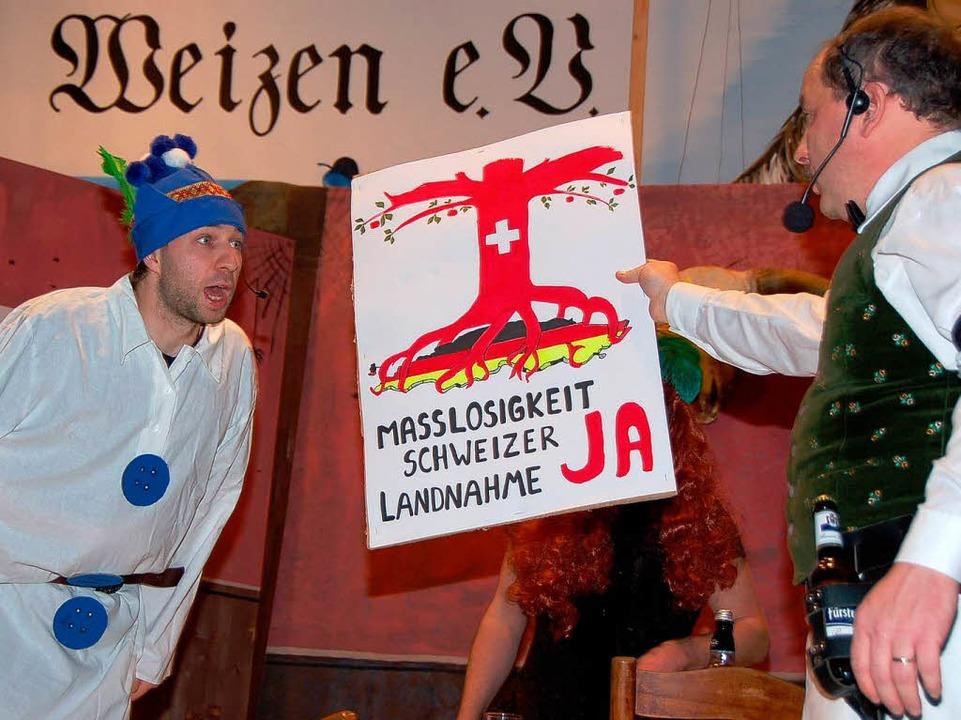 Der letzte Mohikaner hatte verblüffend...tamm drohte ihn endgültig auszurotten.  | Foto: Jutta Binner-Schwarz