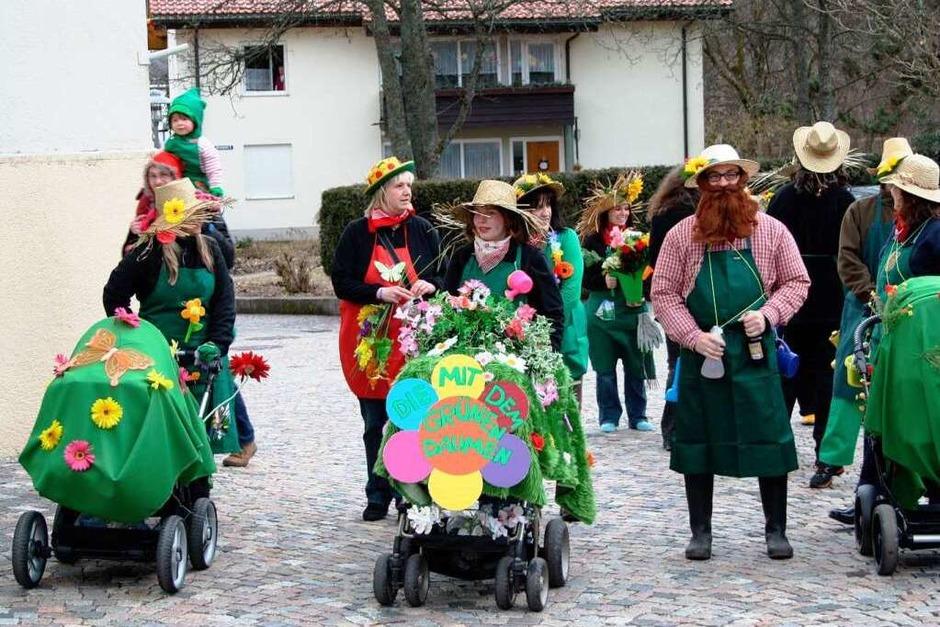 """""""Die mit dem grünen Daumen"""" brachten im vergangen Jahr den Lenzkircher Nachwuchs. (Foto: Inken Kramer)"""