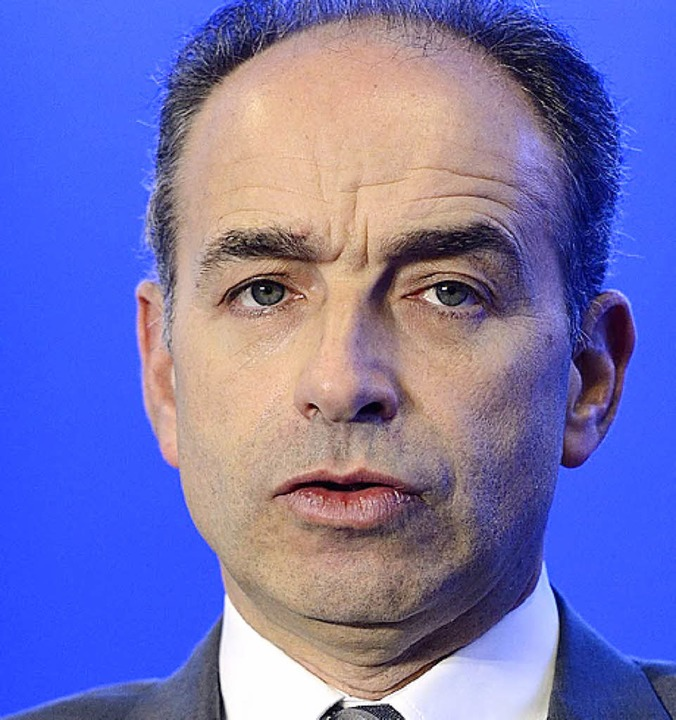 Jean-Francois Copé   | Foto: AFP