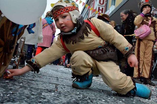 Fotos: Kinderumzug in Lörrach