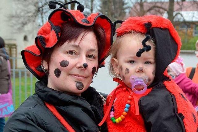 Fotos: Kinderumzug in Rheinfelden