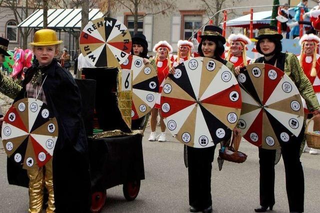 Fotos: Fasent in Altenheim und Ottenheim
