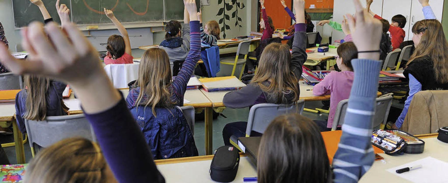 Das deutsche Bildungssystem ist besser, als die meisten annehmen.    | Foto: dpa