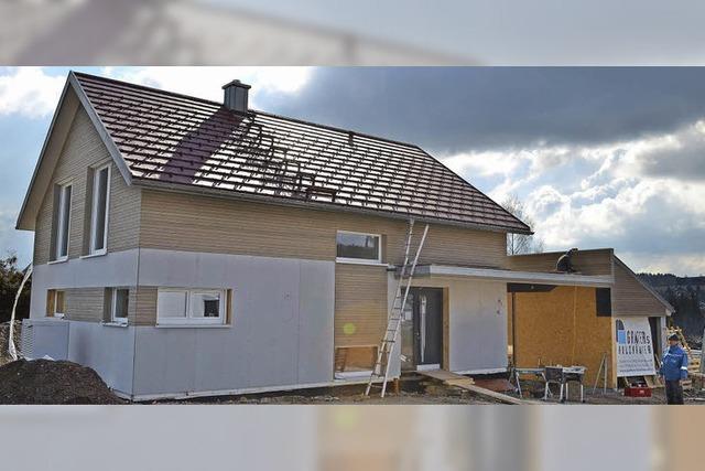 Ein Klimaholzhaus für die ganze Familie