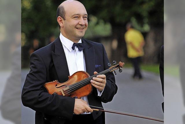 Valery Oistrach kommt zum Artisse-Kulturfestival