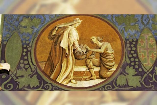 Heilige als Vorbilder für die Fastenzeit
