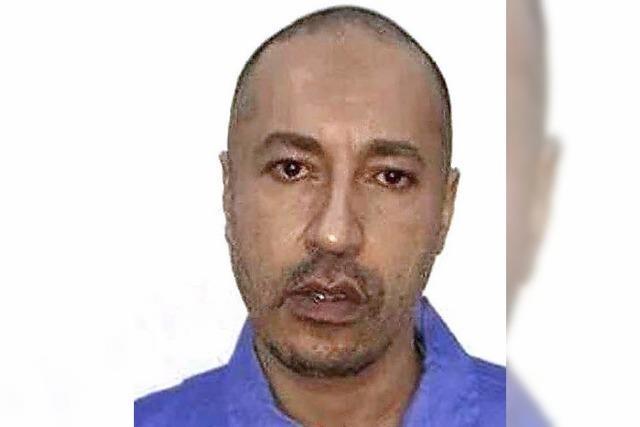 Gaddafi-Sohn nach Libyen ausgeliefert