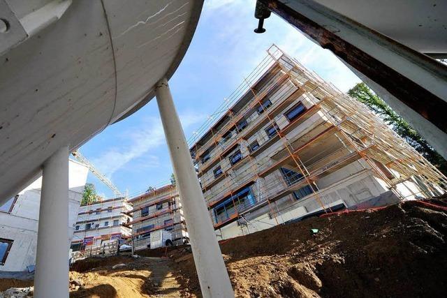 United-World-College in der Kartaus nimmt Form an