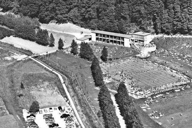 Der Abriss des Waldkircher Bads beginnt – ein Rückblick