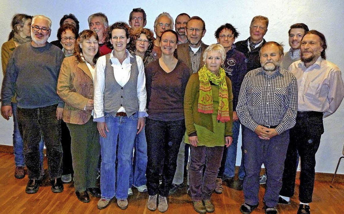 <ppp> und der Staufener Umweltliste/Die Grünen</ppp>  | Foto: Privat
