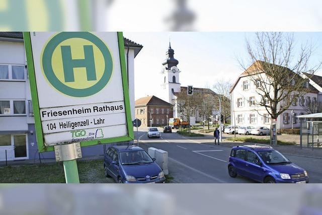 Neue Bushaltestellen gehen in Betrieb