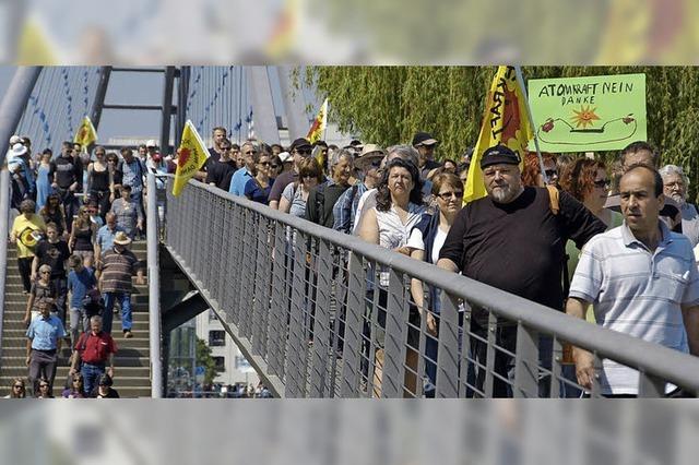 Buurefasnacht und Protest