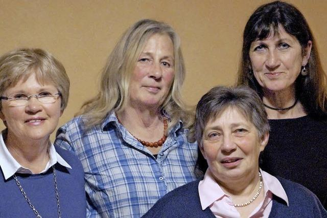 Schallbacher Frauen sind vielseitig engagiert