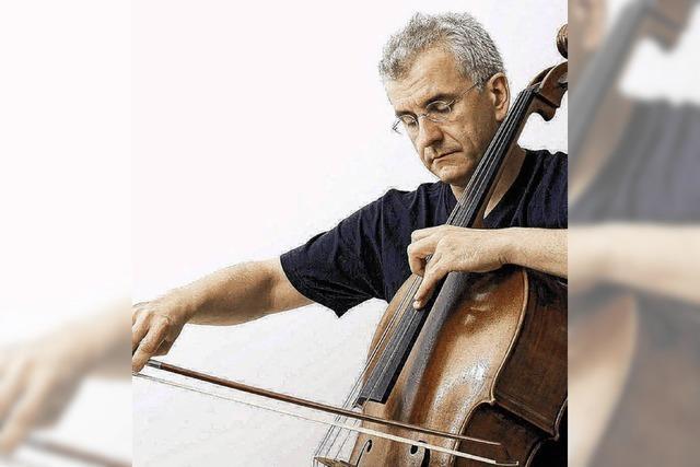 Tänzerisches Cello