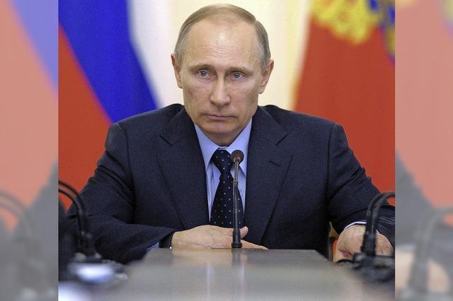 Wie tickt Putin?