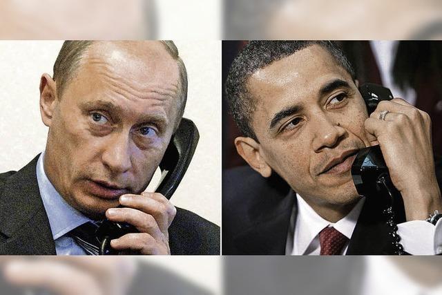 Obama sind die Hände gebunden