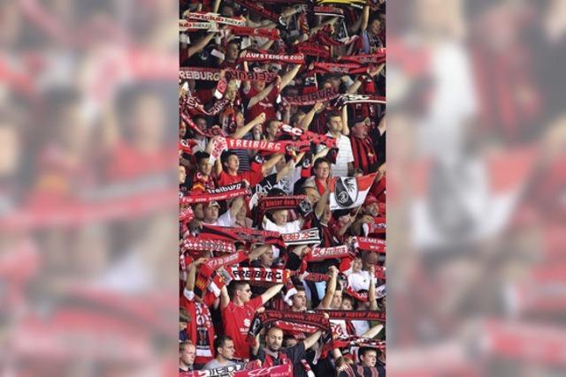 Der SC Freiburg bestreitet sein 500. Bundesligaspiel