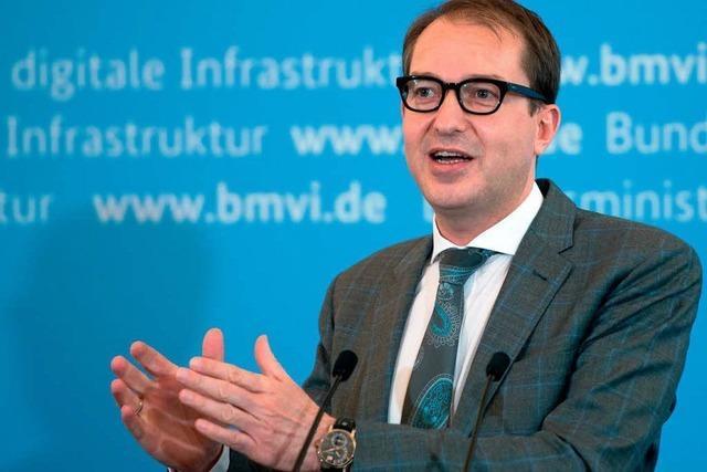 Dobrindt: Mehr Geld für mehr Breitband