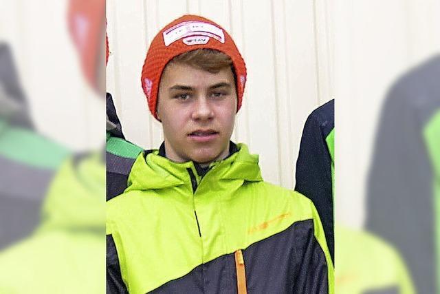 Felix Kapp in den Top Ten