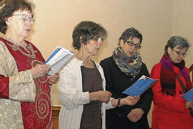 Lieder, Gebete und Tänze