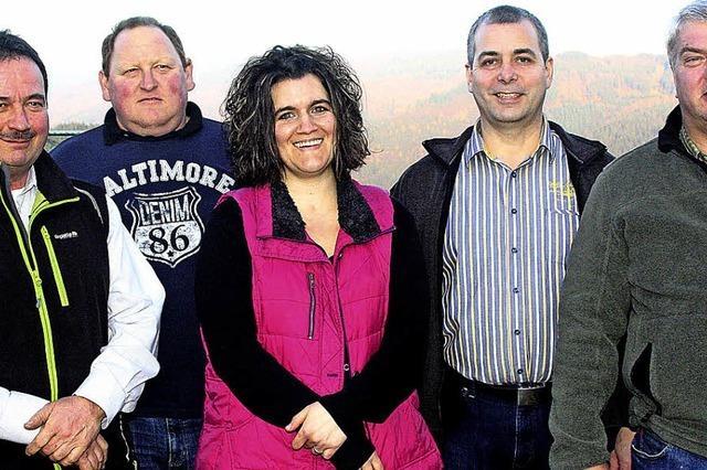 Fünf Kandidaten für Sallneck