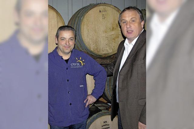 Neues Domizil für Edekas Weinkellerei