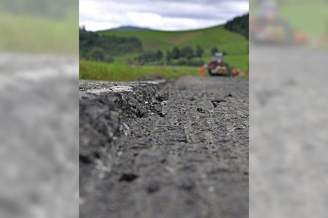 Grüne und CDU streiten über Straßenbau