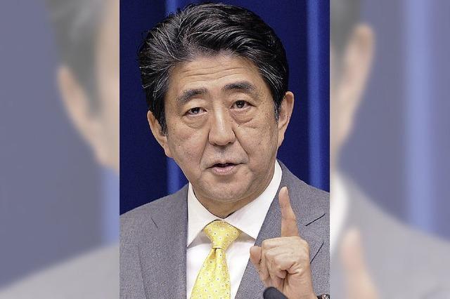 Japans Regierung kehrt zurück zum Atomstrom