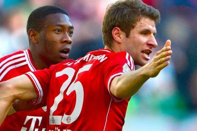 FC Arsenal – das nächste Bayern-Opfer?