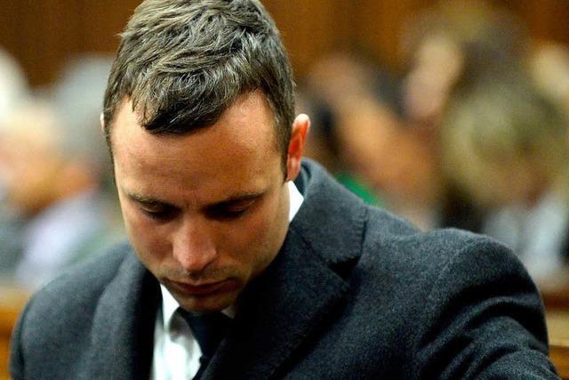 Pistorius-Prozess läuft täglich 24 Stunden im TV
