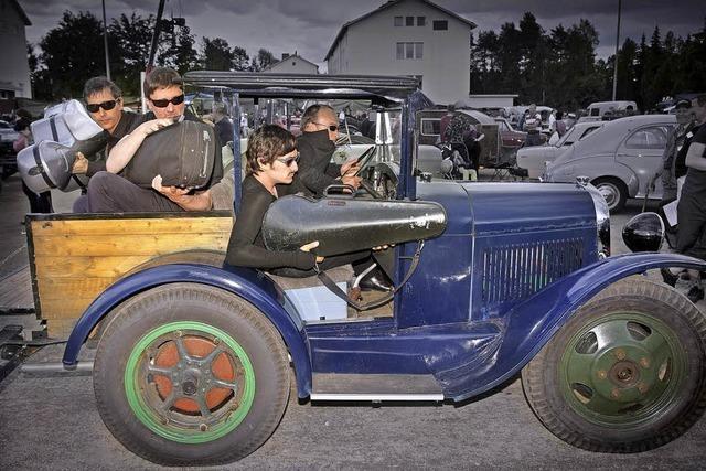 Das Quatuor Danel kommt nach Bad Säckingen