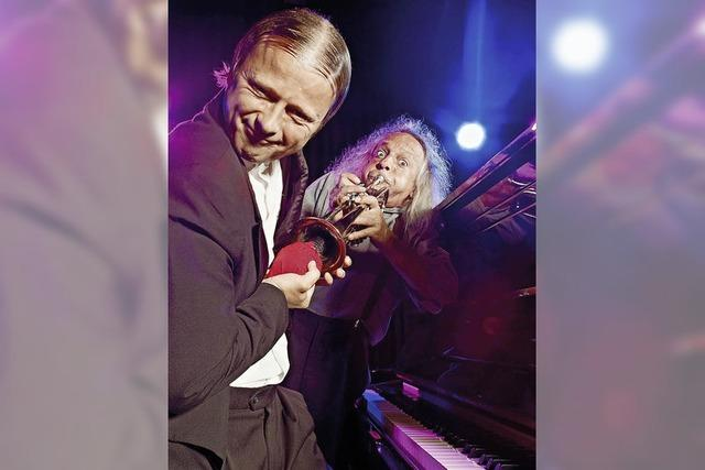 Gogol & Mäx im Burghof Lörrach