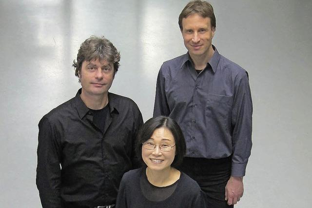 Rumänisches: Trio SurPlus mit Neuer Musik in Freiburg