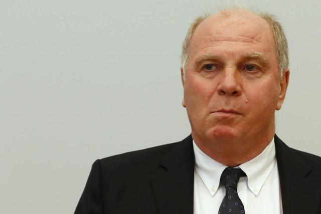 Staatsanwaltschaft sieht Hoeneß-Steuerschuld bei 27,2 Millionen