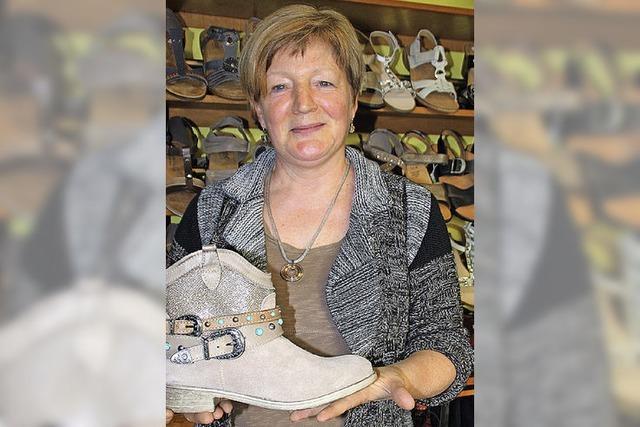 Für jeden den passenden Schuh