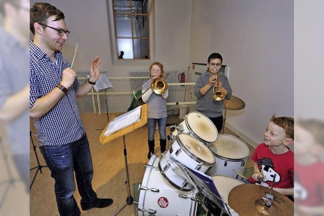 Coole Stücke für junge Musiker