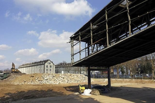 Burda-Brücke wird am Wochenende abgerissen