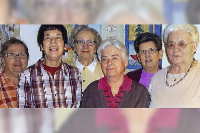 Mehr als 100 Jahre für Frauen engagiert