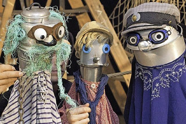 Kreisweite Puppen-Parade mit großem Programm