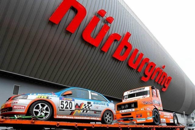 Autozulieferer Capricorn kauft den Nürburgring