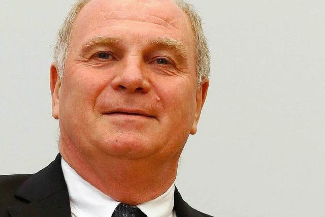 Hoeneß soll sogar 27,2 Millionen Euro hinterzogen haben