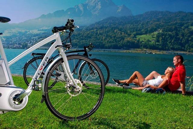 Gute Qualität ist bei E-Bikes wichtig für die Sicherheit