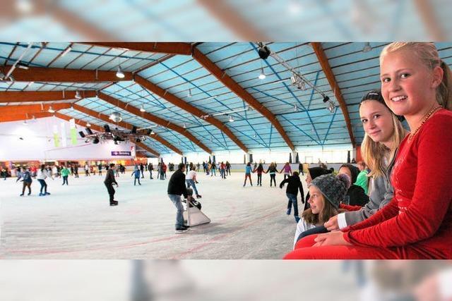 Kinderland statt Eissporthalle