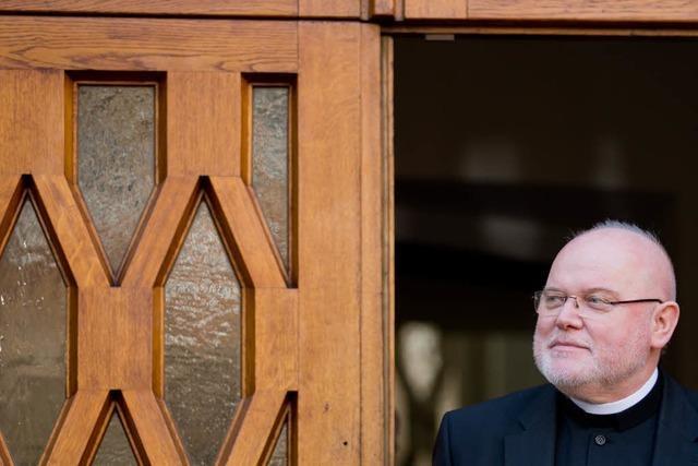 Bischofskonferenz: Reinhard Marx ist Nachfolger von Zollitsch