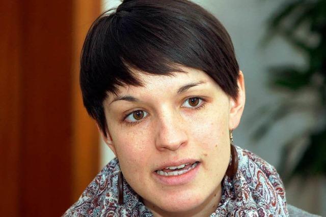 Franziska Mäntele kehrt beruflich in die Heimat zurück